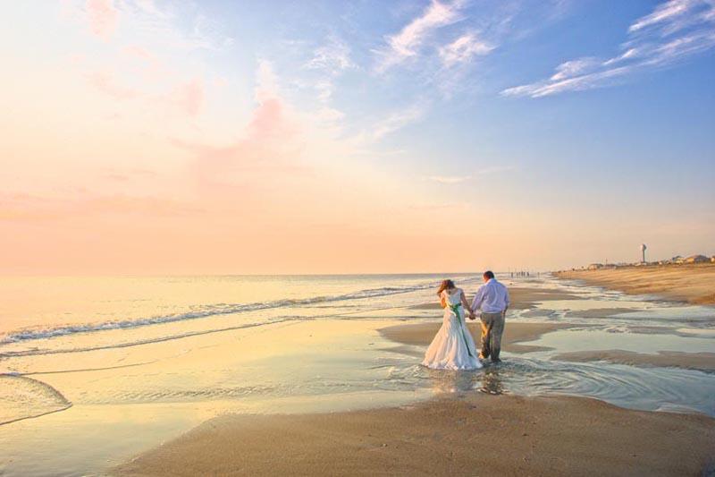 Wedding & Honeymoon Holidays - Worcestershire Travel Agency