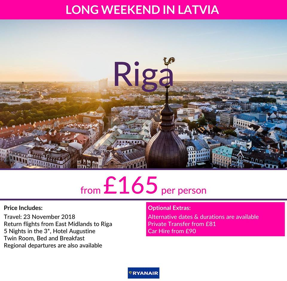 4 nights in New Year - Last Minute Holidays - Travel Offers from Spires Travel Worcestershire